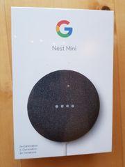 Google Nest Mini - neu und
