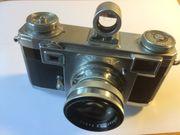 Contax IIa Carl Zeiss - Kamera