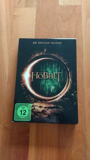 Der Hobbit Triologie auf DVD