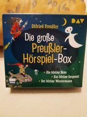 CDs und Bücher für Klein- Kinder