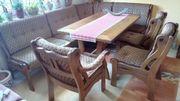 Esszimmer Eckbank Ausziehtisch 3 Stühle