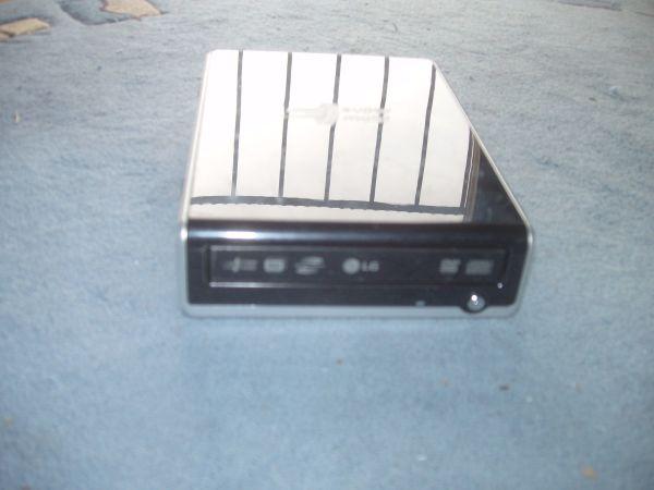 Multi DVD-Rewriter LG GSA-2165D - Externer