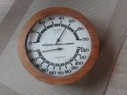 Peweta Sauna Hygrometer mit Thermometer