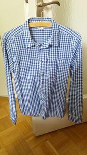 Jungen Trachtenhemd Größe 164 170