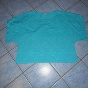 Million X Shirt türkis mit