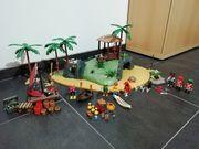 Playmobil Pirateninsel mit viel Zubehör