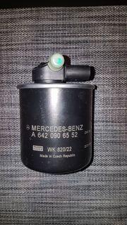 Kraftstofffilter Mercedes-Benz A642 090 6552