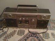 Radio-Cassetten-Recorder