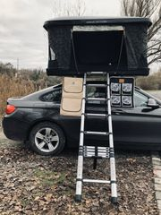 Autodachzelt Hartschalen Dachzelt - für 3