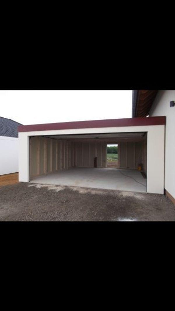 Garage in Helmstadt-Bargen gesucht