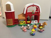 Bauernhof Fisher Price Figuren
