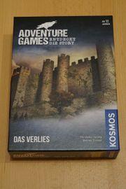 Adventure Games - Das Verlies Kosmos