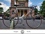 Peugeot Rennrad Rahmenzustand Wie Neu