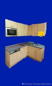 Wellmann Einbauküche mit Elektrogeräten