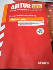 Abitur 2016 Prüfungsaufgaben mit Lösungen