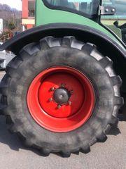 Fendt 207 V Traktorräder