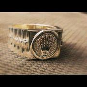Herren silber Ring 925