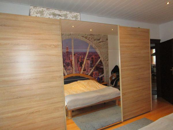 Schlafzimmerschiebetürenschrank 3 60x2 27x0 58m
