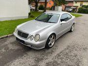 Mercedes Clk 320 vorgeführt 5