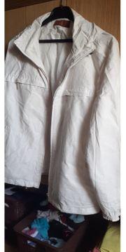 weiße damen Jacke