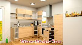 Küchenzeilen, Anbauküchen - NOBILIA Winkelküche 245 x 290