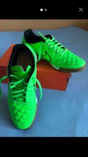 Fußballschuh Nike Tiempo Größe 44
