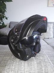 Motorrad Klapphelm