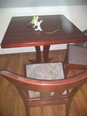 Massivholz Tisch Stuhl Buche