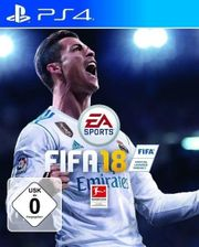 PS4 Game FIFA 18 zu