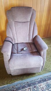 TV und Relax Sessel