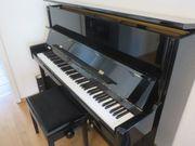 Klavier Klingmann KM118 schwarz 11Jahre