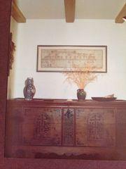 Antike Truhe - für Ferienhaus oder