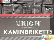 UNION Kamin Kohle Ofen Briketts