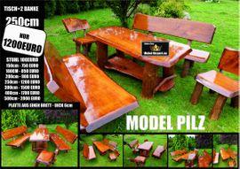 Bild 4 - Gartenmöbel aus massivholz - Nürnberg Gleißbühl