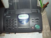 Telefax und Telefon