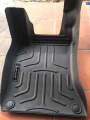 Mercedes-Benz Original Fussmatten Schalen W176