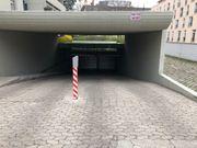 Abgeschlossene Doppelgarage in Tiefgarage Murnauerstr