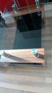 Caffe Tisch aus glass 111x69x46cm