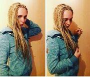 Rastazöpfe Braids Weaving Haarverlängerung Cornrows