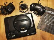 Sega Mega Drive Konsole Top