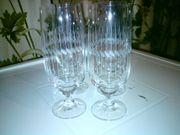 Biergläser - Pilsgläser - 4 Stück - Gläser - Serie