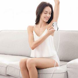 Kosmetik und Schönheit - Haarentfernungsgerät Haarentfernung Professioneller mit LCD