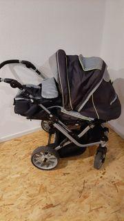 Kinderwagen und Buggy Teutonia