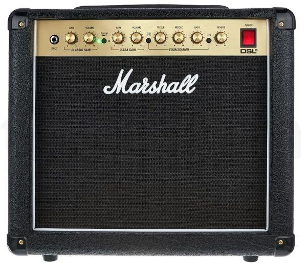 Marshall DSL5CR - Gitarren Röhren Verstärker