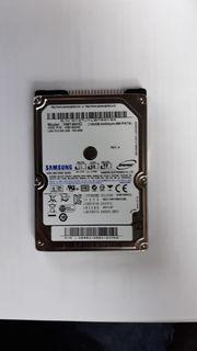 Neuwertige 160 GB 2 5