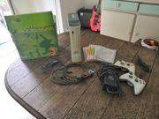 Xbox 360 mit Zubehör und