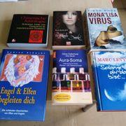 Bücher und DVDs und Reiseführer