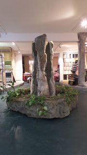 Brunnen Kunststein