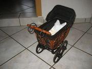 Puppenkinderwagen Puppenwagen Wagen für Puppen