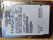 Interne SATA Festplatte Hitachi 120